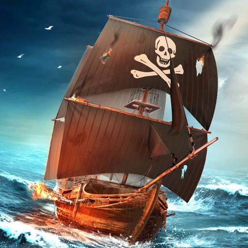 Pirate Ship Sim: Battle Cruise iOS App