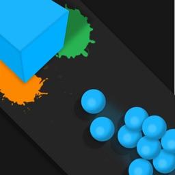 Color Splat 3D