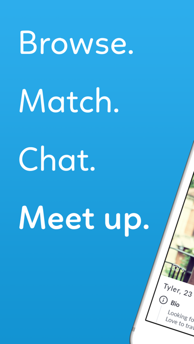 Gay Dating - Hookup & Chat App