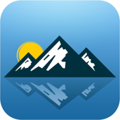 Travel Altimeter Lite - GPS Altitude & Map Elevation icon