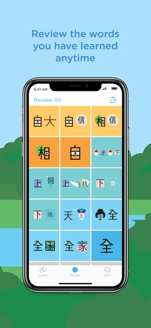 Chineasy Cards Screenshot
