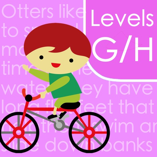Guided Reading Levels G & H