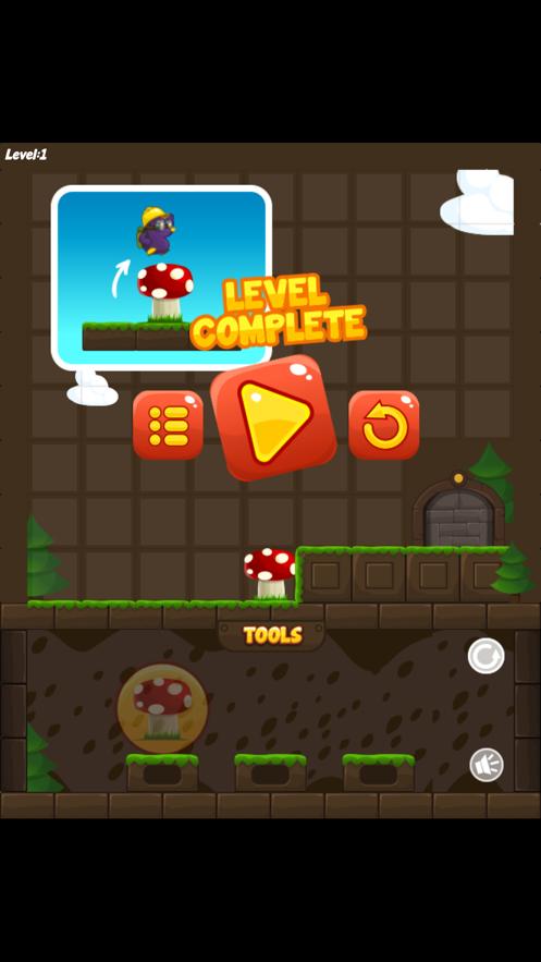 The Mole Miner App 截图