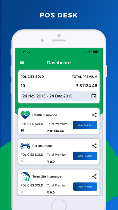 POS by Gennext Insurance screenshot #3