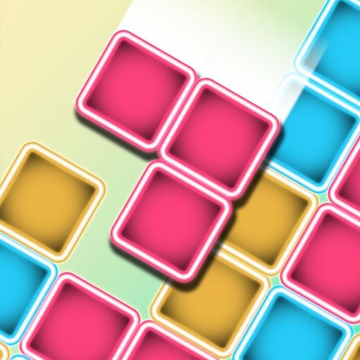 Neon Glow Puzzle