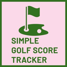 Simple Golf Score Tracker
