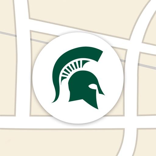 MSU Campus Maps