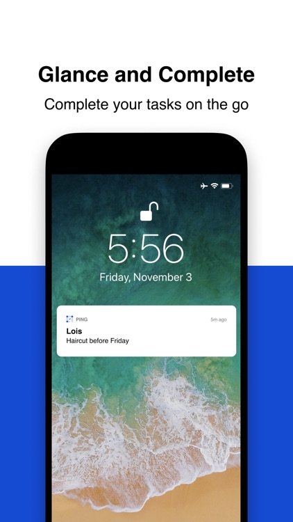 Ping - To Do List & Reminders