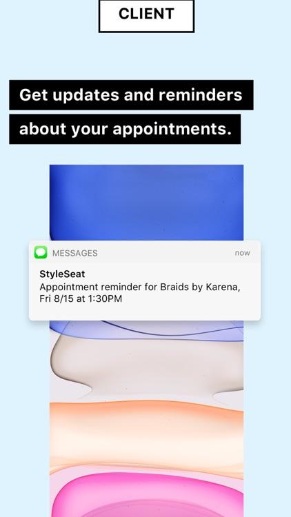 StyleSeat - Salon Appointments screenshot-3
