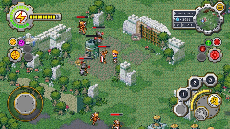 Lock's Quest screenshot-0