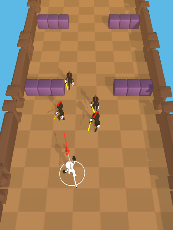 Super Spear screenshot 2