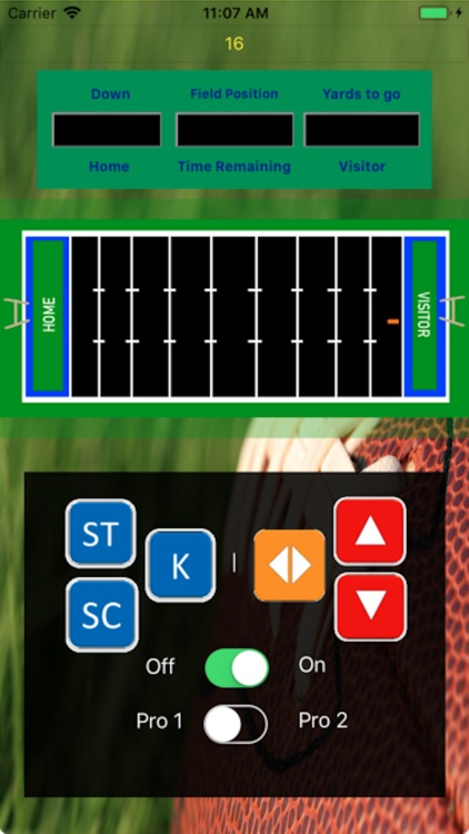 Vintage FootBall Game screenshot-0