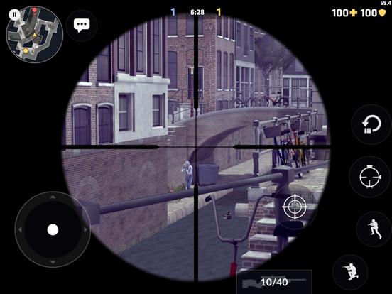Critical Ops: Multiplayer FPS на iPad