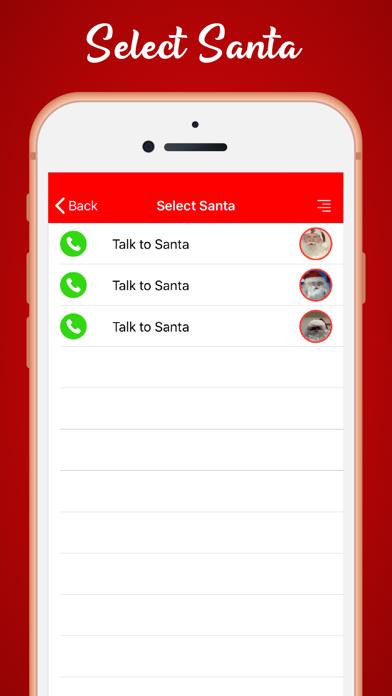 Video Call to Santa screenshot 5