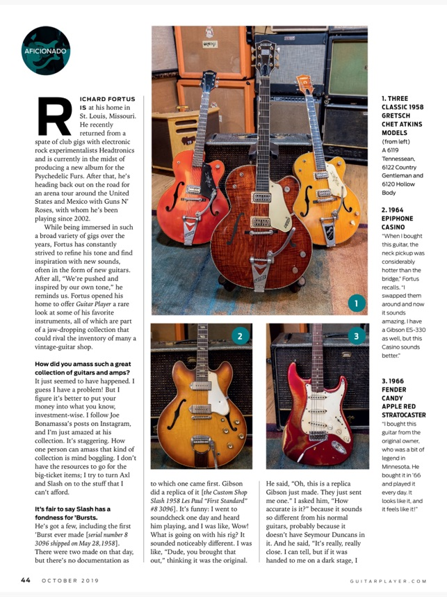 Guitar Player Magazine++ on the App Store