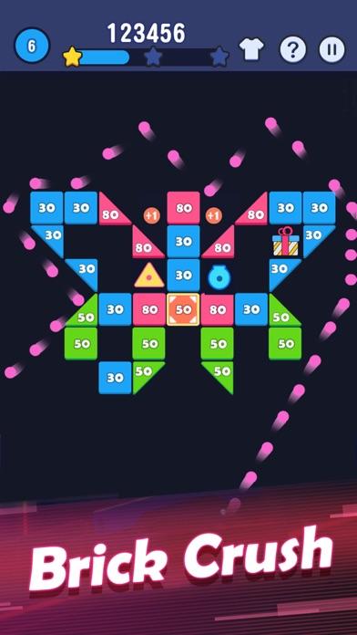 Brick Crush-Power Breaker screenshot 2