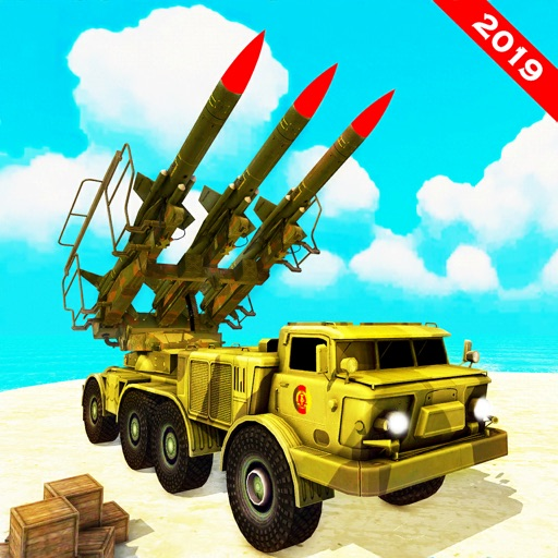 Missile Truck Attack Game