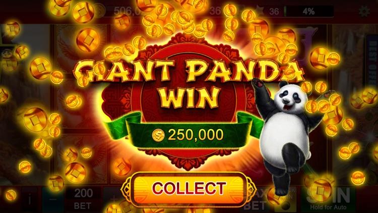 Panda Slots – Jackpot Magic