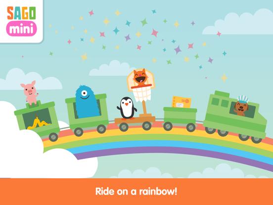 Sago Mini Trains screenshot 12