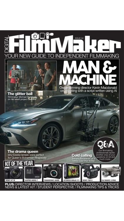 Digital FilmMaker Magazine screenshot-7