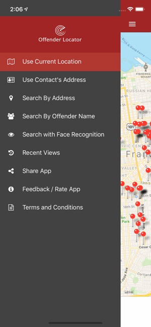 Offender Locator Lite on the App Store