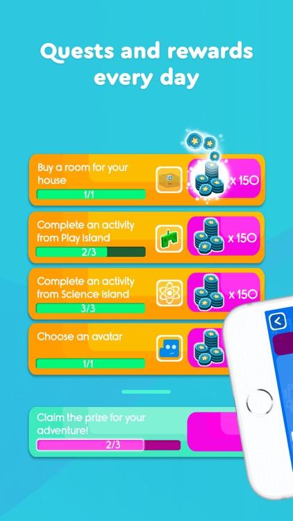 TABI Learning, Kids STEM Games screenshot-5