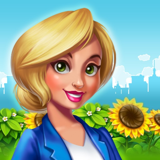 Eco City: Farm and Build icon