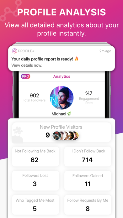 Profile+ Stories for Instagram screenshot three