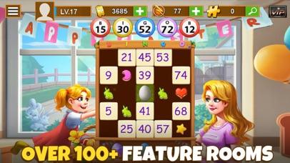 Bingo Party - Bingo Games Screenshot on iOS