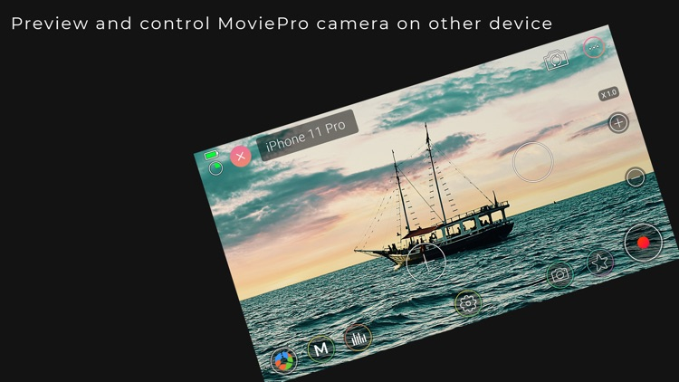 MoviePro Remote