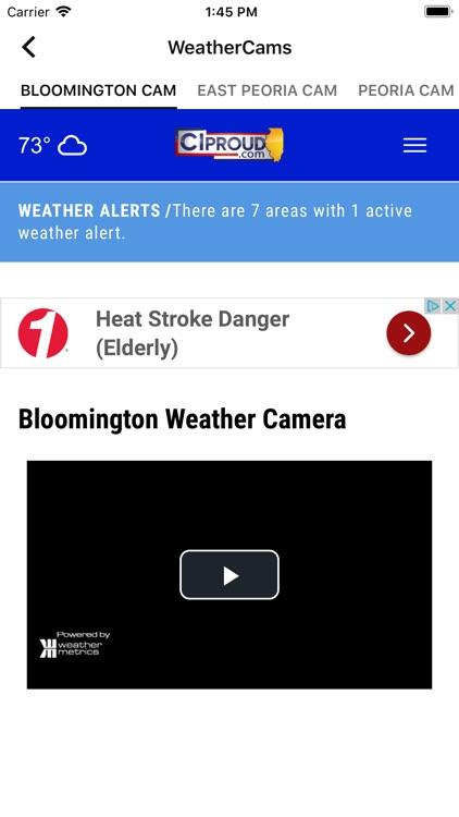 CIProud2Go Weather screenshot-4