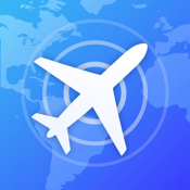 Flight+ - Track Live Flights - Flight Board icon