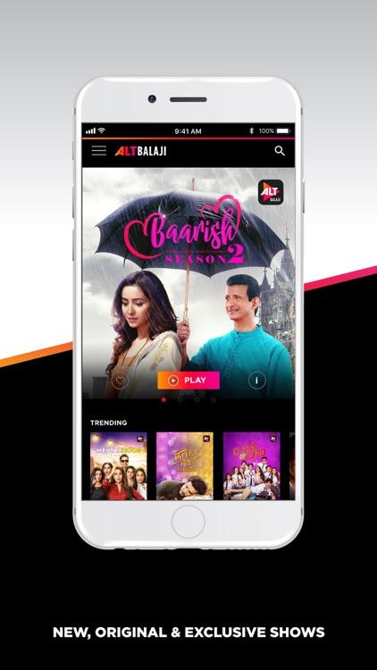 ALTBalaji – Webseries & Movies
