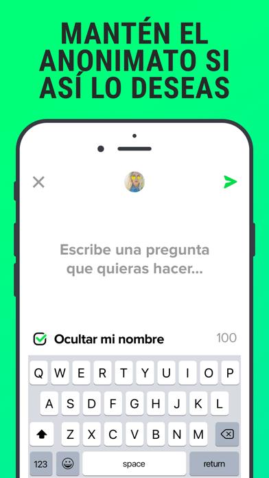download F3 - Haz preguntas anónimas apps 1