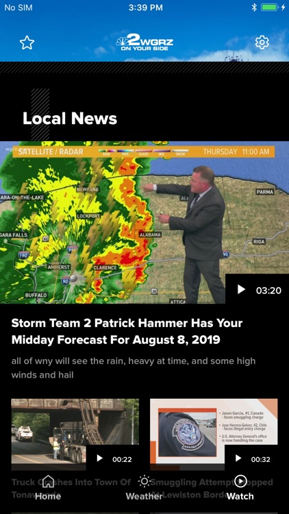 Buffalo News from WGRZ screenshot-2
