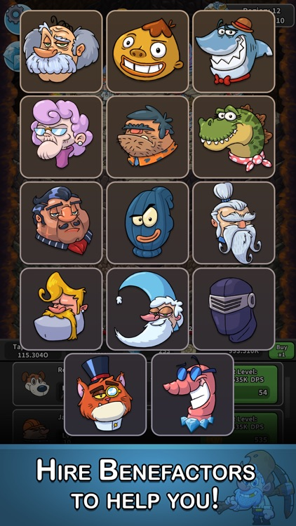 Tap Tap Dig - Idle Clicker screenshot-3