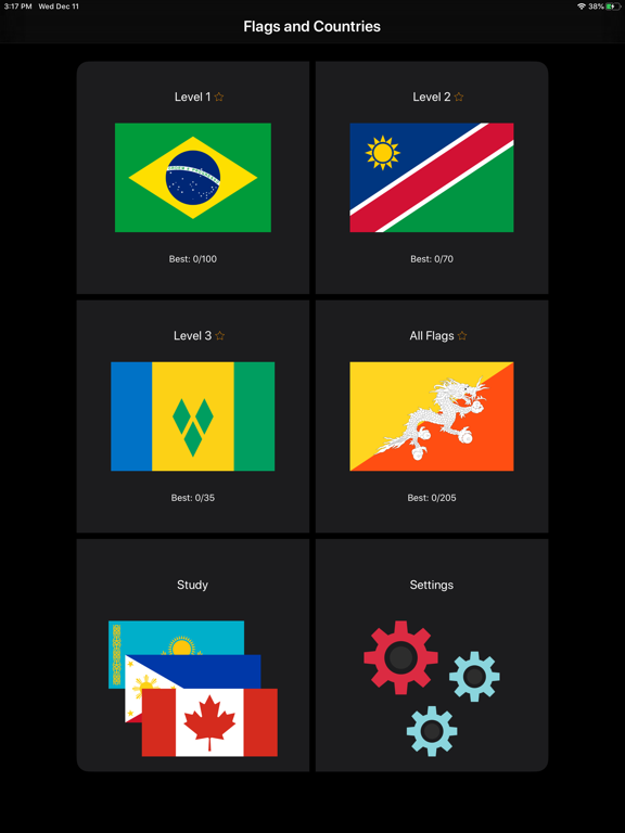 Flags and Countries screenshot 10