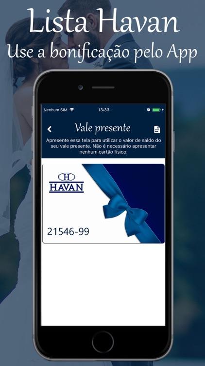 Lista de Presentes Havan screenshot-4