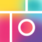 App Icon for PicCollage Photo & Grid Editor App in Denmark IOS App Store