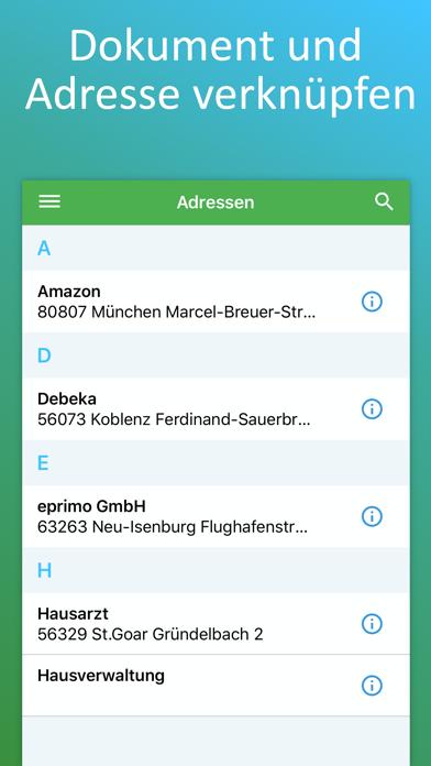 Docutain: PDF Scanner, OCR, QRScreenshot von 7
