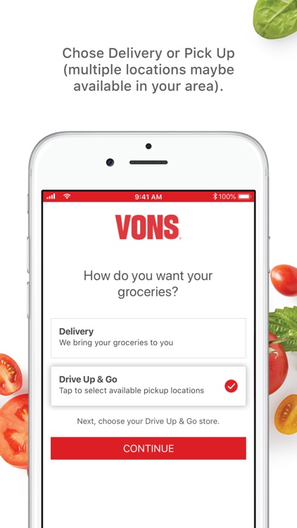 Vons Delivery & Pick Up screenshot-4