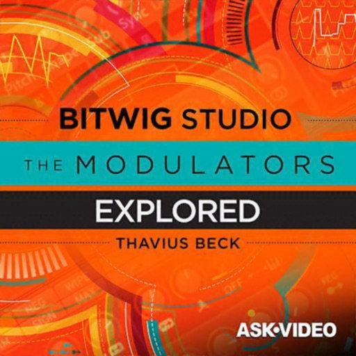 Modulators Course for Bitwig