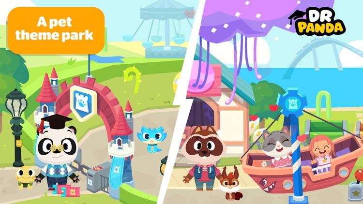 Dr. Panda Town: Pet World screenshot-0