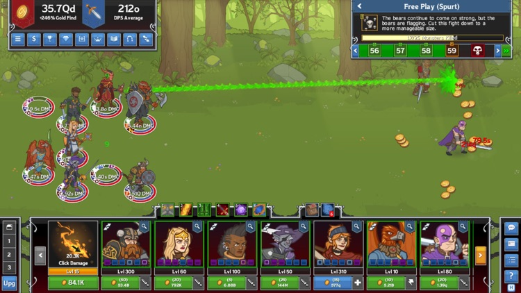 Idle Champions screenshot-3