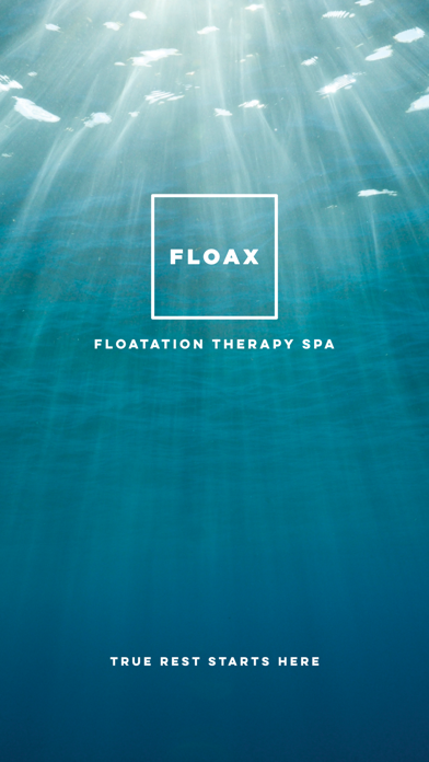 FLOAX Floatation Therapy Spa screenshot one