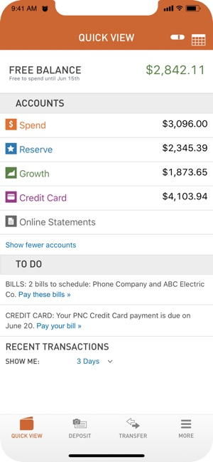 PNC Virtual Wallet on the App Store