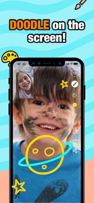 JusTalk Kids - Safe Video Chat on the App Store