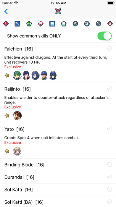 Builder for Fire Emblem Heroesのおすすめ画像5