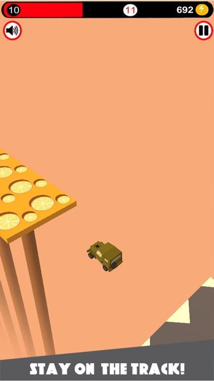 Tiny Skiddy Drift Car screenshot-3