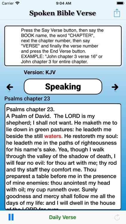 Spoken Verse screenshot-4